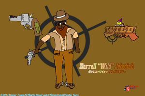 Darrell Wild Jebediah by CreativeArtist-Kenta
