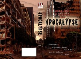 4POCALYPSE - FULL COVER by clstegall