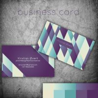 Business card by KOverli