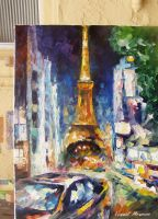 old painting 78by Leonid Afremov by Leonidafremov