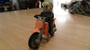 Ghost Rider by iamtherealbender