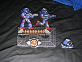 Turrican platform color test 1 by Buck-Chow-Simmons