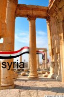 syria my love by mohanmadabd