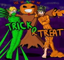 Trick and Treat by KurtType5