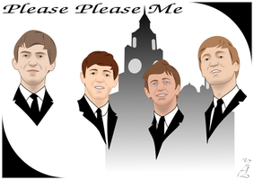 Please Please Me by FoolEcho