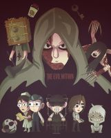 The Evil Within by Gui-Arts