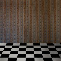 Checkered Room bg 3 by Tefee-Stock