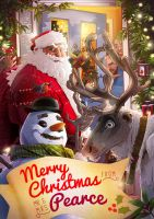 Christmas Card 2014 by CarlPearce