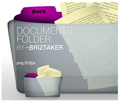 Documents folder by briztaker