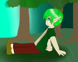 forest boy by 11newells