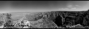 Grand Canyon Panorama by tru-style