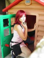 stock kairi in little house by Angiepureheart