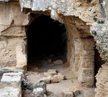 the empty tomb by awjay