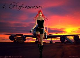 4. Performance by DarkGothicLolita