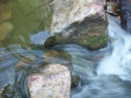 rushing water by Silent-Arpeggio