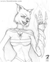 Anthro Concept by Hyptosis