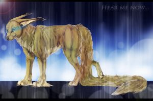 .: Hear me now :. by Kasamm