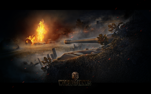 WoT wallpaper for 8_5 by Vagrantdick