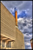 Decomissioned Incinerator HDR by sicmentale