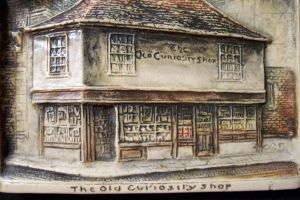 Curiosity Shop Object by paintresseye