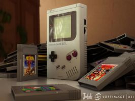 JoLab's Game Boy by JoLab85