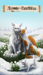 Spring - Warrior Cats by Cat-Patrisiya