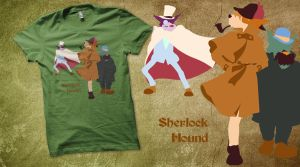 Sherlock Hound by ClockworkHeartComple