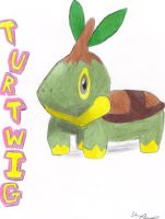Turtwig by mikuhatsune444