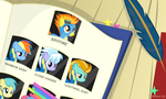 Wonderbolt Academy Yearbook by Noah-x3