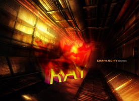 Ray of Fire by Grafi-Ray