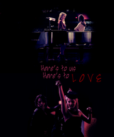 Faberry Here's to us by mishulka