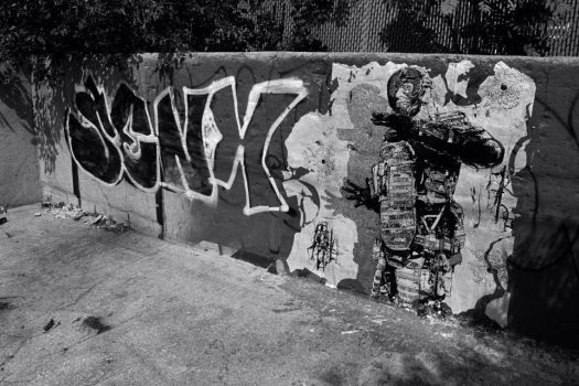 WK Interact/D132 (me) Colab preview in Chicago. by duster132