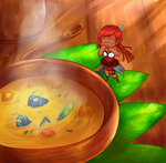 Sok : Scary Bug Stew by AnisseCandy