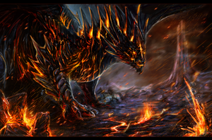 Tides of Fire by Isvoc