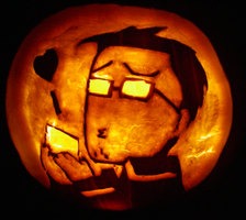 Hughes Pumpkin by Onlera