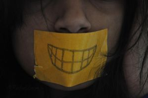 fake smile. by this-is-the-life2905