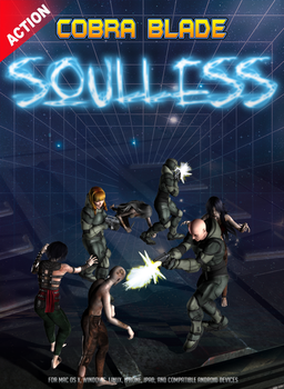 Soulless Cover Art by Cobra-Blade