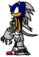 slasher the hedgehog by falcon-the-echidna