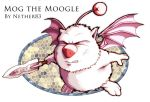 Mog the Moogle by Nether83