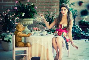 The Tea Party by KayleighJune