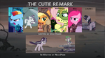 The Cutie Re-Mark_rewrite by NuvaPrime