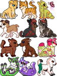 batch o' icons by whitepup