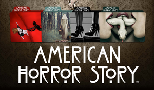 American Horror Story Folder Icon by iBibikov73