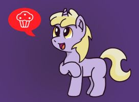 Dinky's Tumblr Icon Redux by GoggleSparks