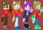 15 point Adoptables. (CLOSED) by LenaZoni