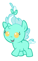 Baby Lyra by MarianHawke
