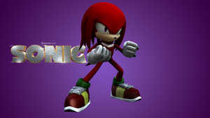Knuckles Comp HD by ezraprogrammer