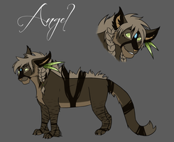 Angel -temporary ref- by Tailwalker