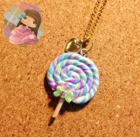 Lollie Necklace by colourful-blossom