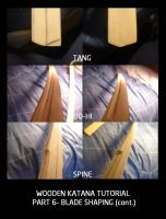 Katana Tut. Part 6- Shaping 2 by piratecaptain